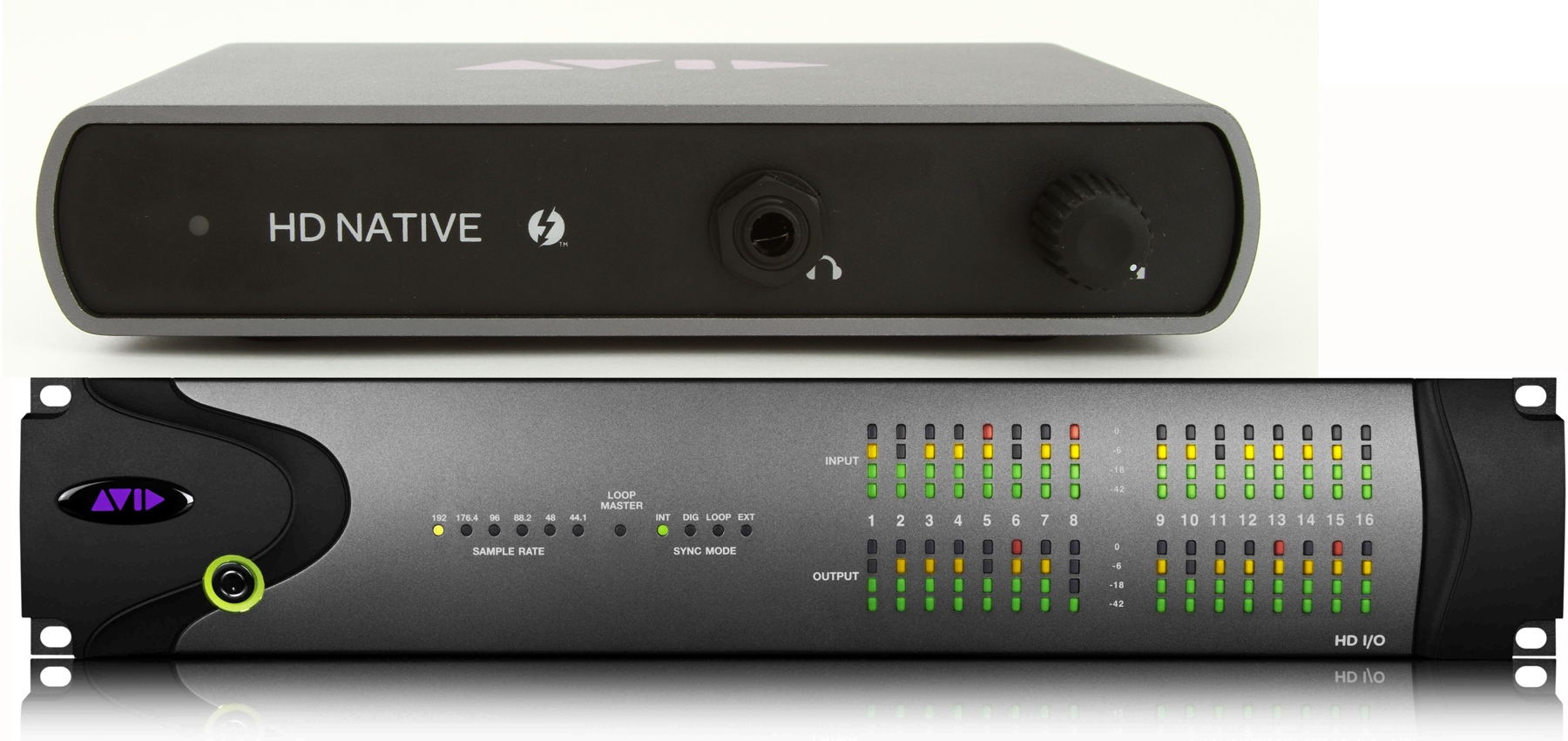 AVID EXCHANGE 00x/Mbox Pro HW a HD Native TB 888