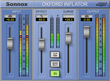 SONNOX INFLATOR Native (versione download)