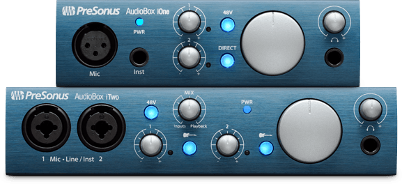 PRESONUS iSeries iOne / iTwo in arrivo